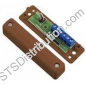 SC570/BR/G2/EN CQR 6 Terminal Contact with Microswitch, Surface, Brown (Grade 2)