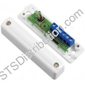 SC570/WH/G2/EN CQR 6 Terminal Contact with Microswitch, Surface, White (Grade 2)