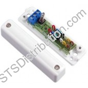 SC570/WH/MD/MULTI/G3 CQR 3 Terminal Contact with Microswitch & Magnetic Detection, Multi Resistors, Surface, White (Grade 3)