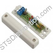 SC570-WH-MULTI CQR 3 Terminal Contact with Microswitch, Multi Resistors, Surface, White (Grade 2)