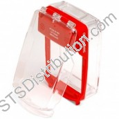 SG-S-R	Smart+Guard Call Point Cover for Surface Call Points, Red