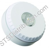 SOL-LX-C/RF/W1/S Solista LX C-3-7.5 Ceiling VAD, White, Red Flash, Shallow Base