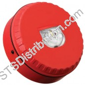 SOL-LX-W/RF/R1/U Solista LX W-2.4-7.5 Wall VAD, Red, Red Flash, U Base