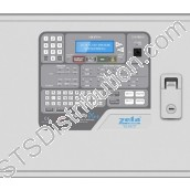 SP-126/M/SS Simplicity Plus 126 - 1 Loop Control Panel, 126 Devices, Stainless Steel, Flush