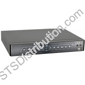 STS4104T-FT LTS 4CH Tribrid DVR, Full HD 1080P, BNC/VGA/HDMI