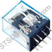 STSMY2NJ-DC12V 12V Double Pole Handy Relay