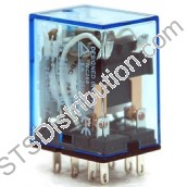 STSMY2NJ-DC24V 24V Double Pole Handy Relay