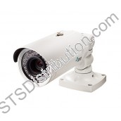 DC-T1233WHR DirectIP Outdoor 1080P Bullet IR Camera, 3-9mm Motorised Lens, IR 30M, 30IPS, POE, IP66 with Heater