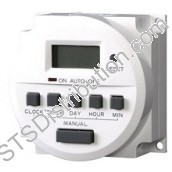 TH827-12 CDVI Timer, 24 Hr, 7-Day, 12V AC/DC
