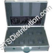 TK-908 TOA - Case for TS-800/900 Conference System 8 x Delegate Units