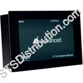 Touch-10/FT Touch-Screen Terminal with Fault-Tolerant Network Interface