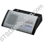 TS-912 TOA - TS-910 Series Wired/Wireless Conference System, Delegate Unit (Wired, Voting)