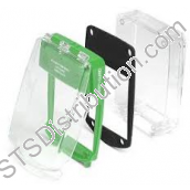 SGE-S-G	Waterproof Smart+Guard Call Point Cover for Surface Call Points, Green