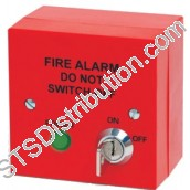 VMIS-R Secure Mains Isolator Switch for Fire Alarms