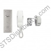 VRK1 Bell System - 1 way audio entry kit with flush VR panel