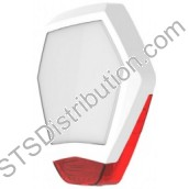 WDB-0002 Odyssey X3 Cover - White/Red
