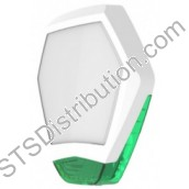 WDB-0008 Odyssey X3 Cover - White/Green