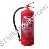 WFEX9J Fire Extinguisher 9Ltr Water