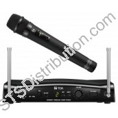 WS-5225 G01/D04 TOA - UHF Condenser Handheld Wireless System