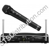 WS-5265 G01/D04 TOA - UHF Dynamic Handheld Wireless System