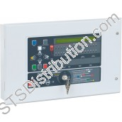 XFP502/X XFP 2 Loop Fire Alarm Control Panel, 32 Zone LED's, Surface (Apollo Protocol)