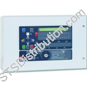 XFP502/H XFP 2 Loop Fire Alarm Control Panel, 32 Zone LED's, Surface (Hochiki Protocol)