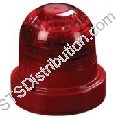 XPA-CB-14003-APO XPander Sounder Beacon (Red) with Mounting Base (Red)