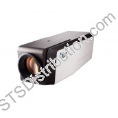DC-Z1263 DirectIP Indoor 1080P Box Zoom Camera, 18X Zoom, 30IPS, Audio, MicroSD, POE